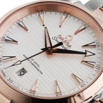Omega Aqua Terra 38 mm Steel – Sedna™ Gold Watch