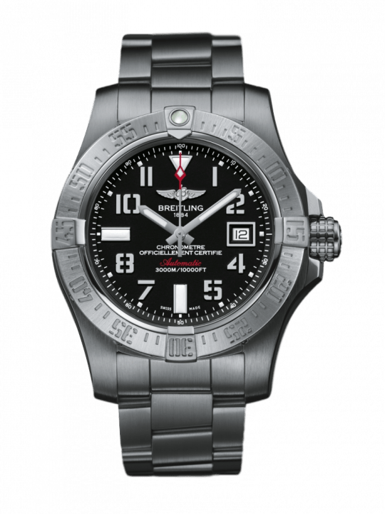 Breitling Avenger II 45mm Steel Gents Watch