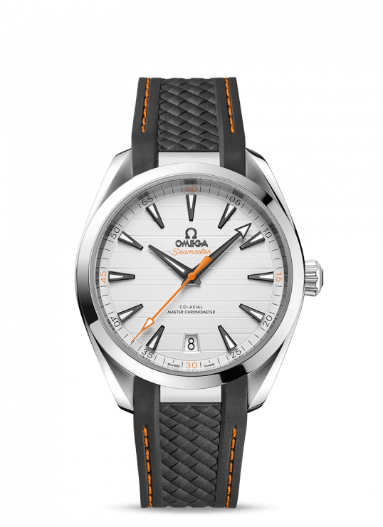 Omega Railmaster 40mm Steel Gents Watch