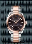 Omega Aqua Terra 41 mm Steel – Sedna™ Gold Watch