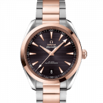 Omega Aqua Terra 41 mm Steel – Sedna™ Gold Watch