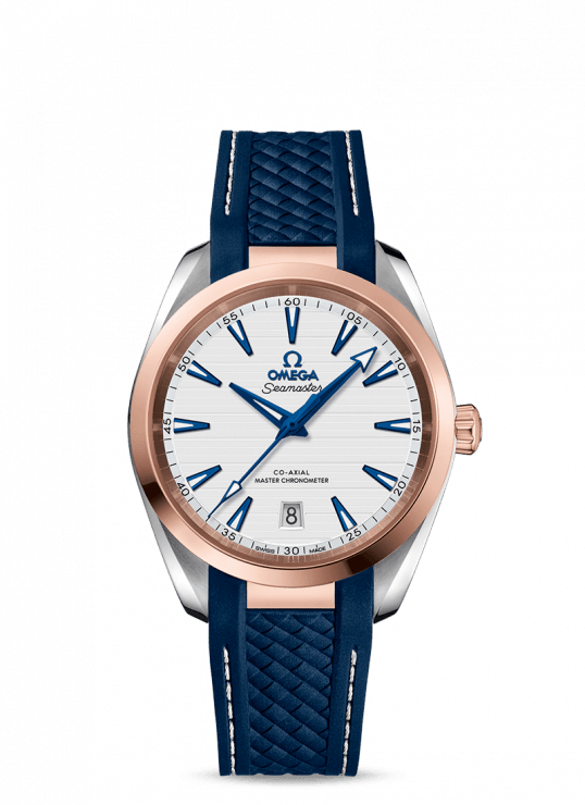 Omega Aqua Terra 38mm Steel – Sedna™ Gold Gents Watch