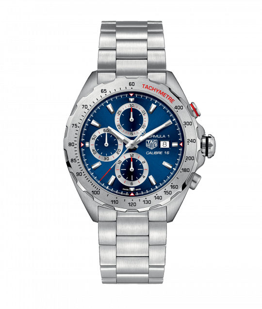Tag Heuer Formula 1 44mm Steel Gents Watch