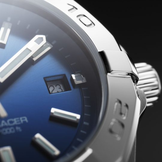 Tag Heuer AquaRacer 27mm Staineless Steel Ladies Watch