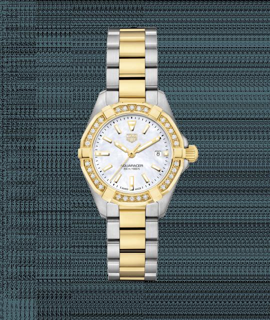 Tag Heuer AquaRacer 27mm Steel Ladies Watch