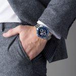 Tag Heuer Carrera 43mm Blue Ceramic Gents Watch