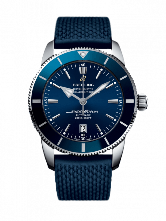 Breitling SuperOcean 46mm Heritage II Steel Gents Watch