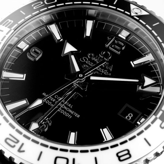 Omega Planet Ocean 43.5mm Steel Gents Watch