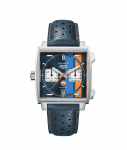 Tag Heuer Monaco 39mm Steel Alternate Finished Gents Watch