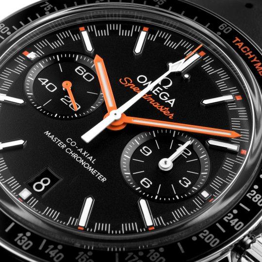Omega Speedmaster 44mm Racing Steel Gents Watch