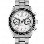 Omega Speedmaster 44.25mm Racing Steel Gents Watch