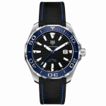 Tag Heur AquaRacer 43mm Steel alternate finished Gents Watch