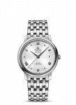 Omega De-Ville 36.8mm Stainless Steel Ladies Watch