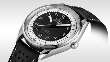 The Omega Seamaster Olympic Games Collection