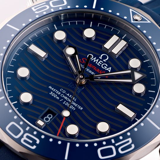 Omega Seamaster 42mm Stainless Steel Gents Watch