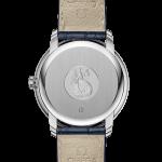 Omega 39.5mm DeVille silver Watch