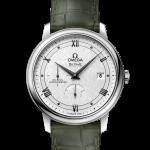Omega 39.5mm DeVille grey Watch