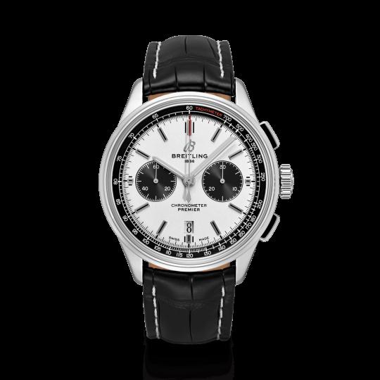 Breitling Premier B01 42mm Steel Gents Watch