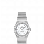 OMEGA Constellation Manhattan 25mm Steel Ladies Watch