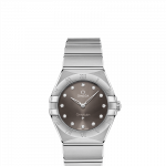 OMEGA Constellation Manhattan 28mm Steel Ladies Watch