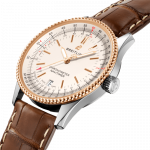 Breitling Navitimer 38mm Steel and Rose Gold Gents watch