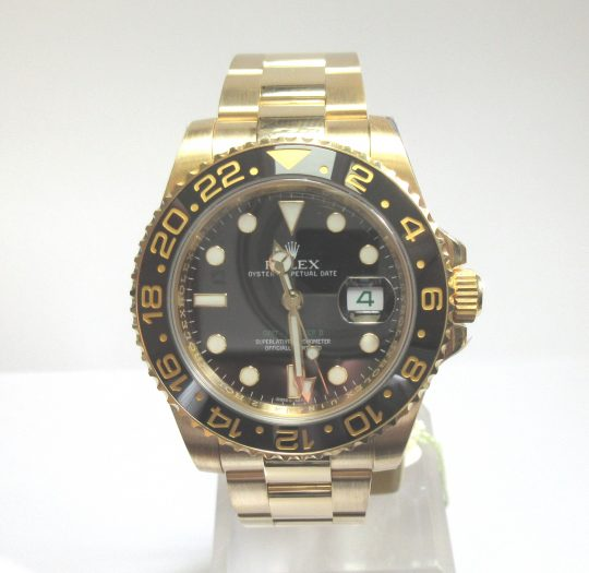 Rolex Oyster Perpetual GMT Master II