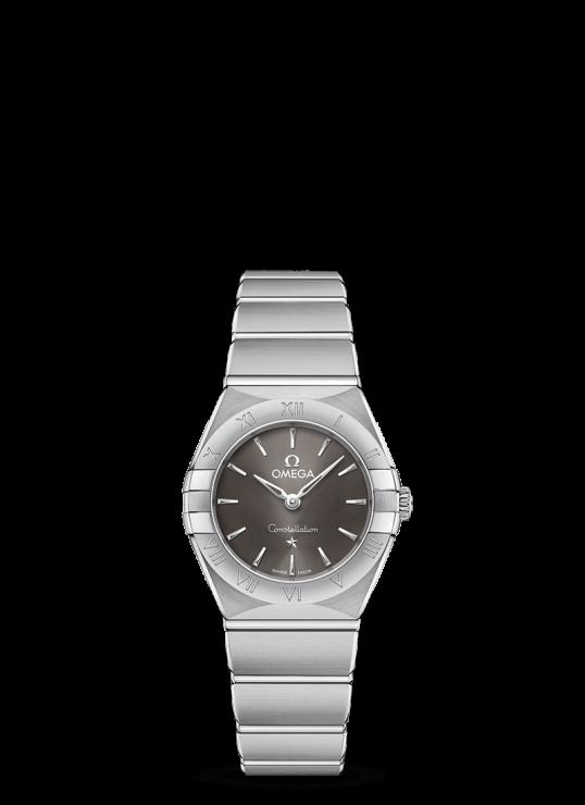 OMEGA Constellation Manhattan 25mm Steel Ladies Watch