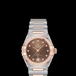 OMEGA Constellation Manhattan 29mm Steel and gold Ladies Watch