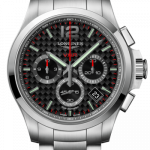 Longines Conquest 42mm Stainless Steel Gents Watch