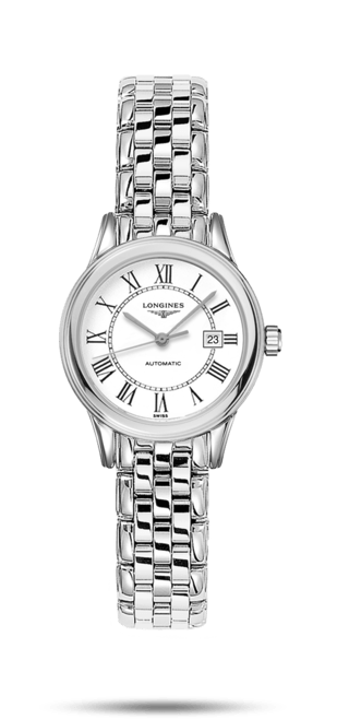 Longines Flagship Heritage 30.00mm Silver Watch