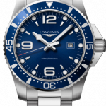 Longines HydroConquest 44.00mm Blue Gents Watch