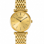 Longines La Grande Classique 24.00mm Yellow PVD Coated Watch