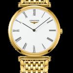 Longines La Grande Classique Yellow PVD Watch