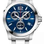 Longines Conquest 41mm Stainless Steel Gents Watch