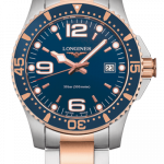 Longines Hydroconquest 41mm bi-colour Watch