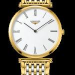 Longines Grande Classique 36mm Bi-Colour Watch
