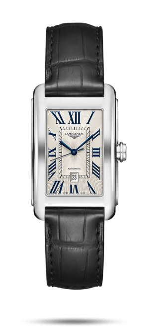 Longines DolceVita 43.80mm Silver Ladies Watch