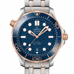 Omega 42 mm Seamaster Stainless steel Gents Watch