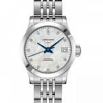 Longines Record 26mm Stainless Steel Watch