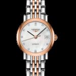 Longines Elegant 25.5mm Bi-colour Ladies Watch