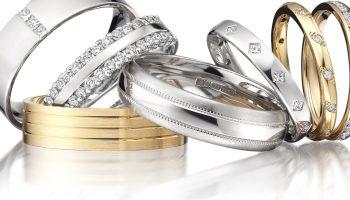 Where did wedding rings originate?