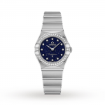 OMEGA Constellation 25mm Stainless Steel Ladies Watch