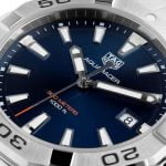 TAG Heuer Aquaracer 41mm Stainless Steel Gents Watch