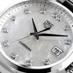 TAG Heuer Carerra 36mm Stainless Steel Ladies Watch