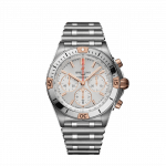 Breitling Chronomat 42mm Stainless Steel and Rose Gold Gents Watch
