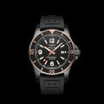 Breitling SuperOcean 46mm Black Steel Gents Watch