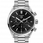 TAG Heuer Carrera 42mm Stainless Steel Gents Watch