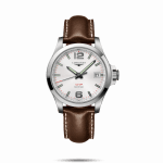 Longines Conquest VHP 41mm Stainless Steel Gents Watch
