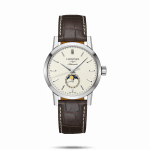 Longines 40mm Heritage Moonphase Gents Watch