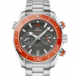 OMEGA 45.5mm Planet Ocean Stainless Steel Gents Watch